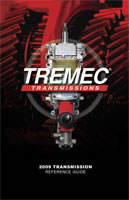 Tremec 2009 Catalogue