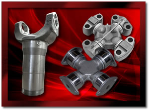 Canada Wide Parts Distributors LTD. | Arbes de transmissions lourds